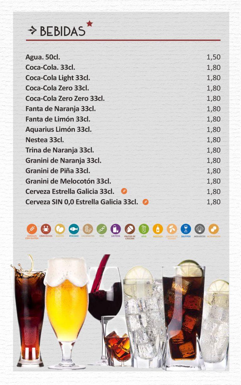 Bebidas Trébedes
