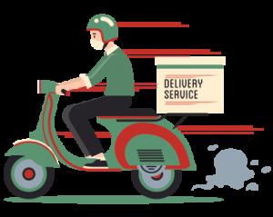 Servicio Delivery Trébedes