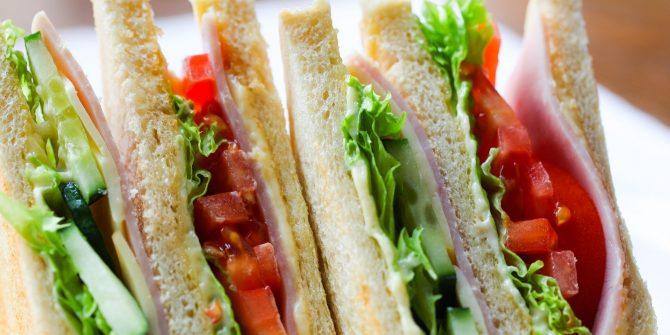 Sandwich Trébedes